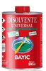 Disolvente Universal Bayic 500ml.